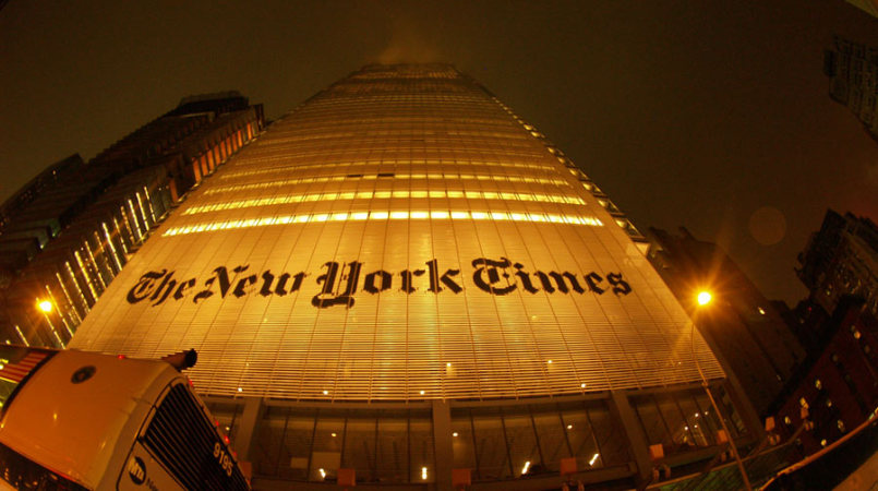 NY Times och native advertising – en tuff resa